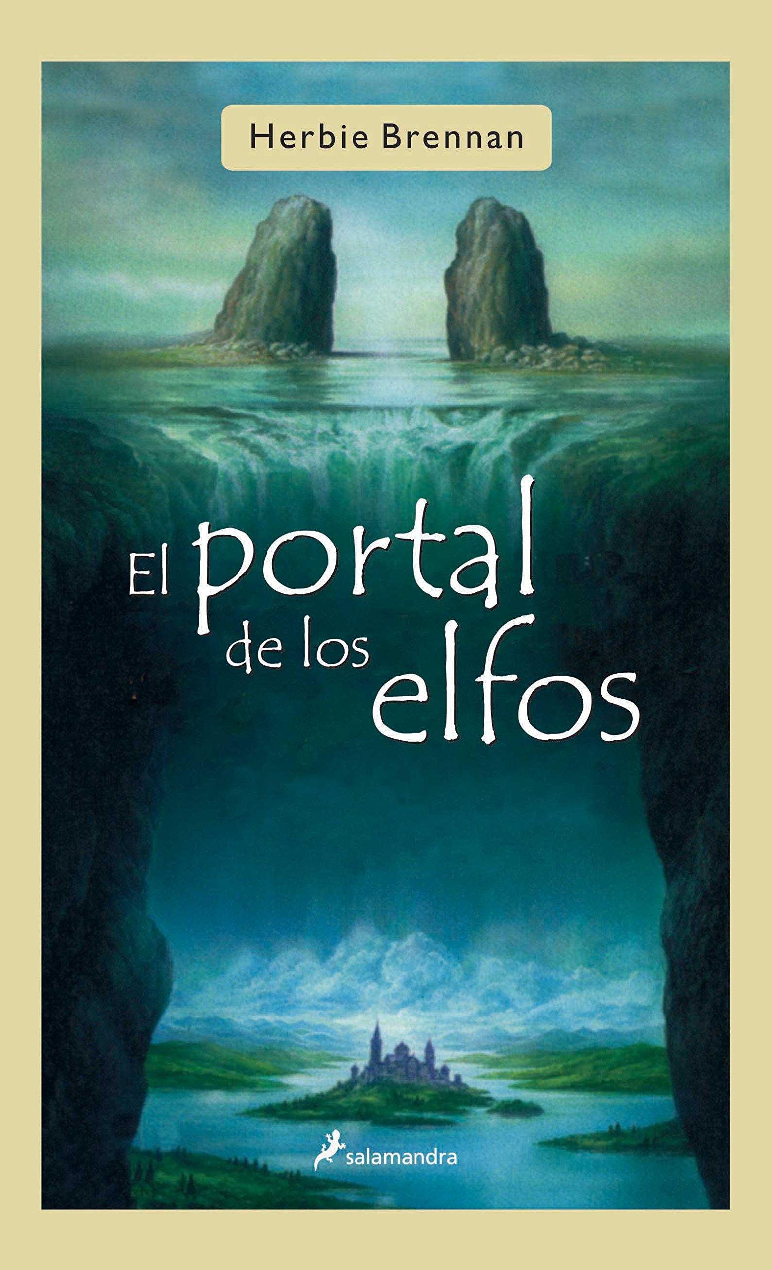 El Portal de los elfos/ Faerie Wars (Spanish Edition) pdf