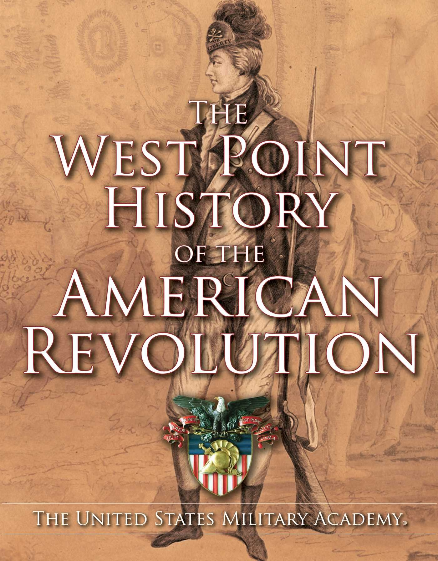 West Point History of the American Revolution (4) (The West Point History of Warfare Series) by Simon & Schuster
