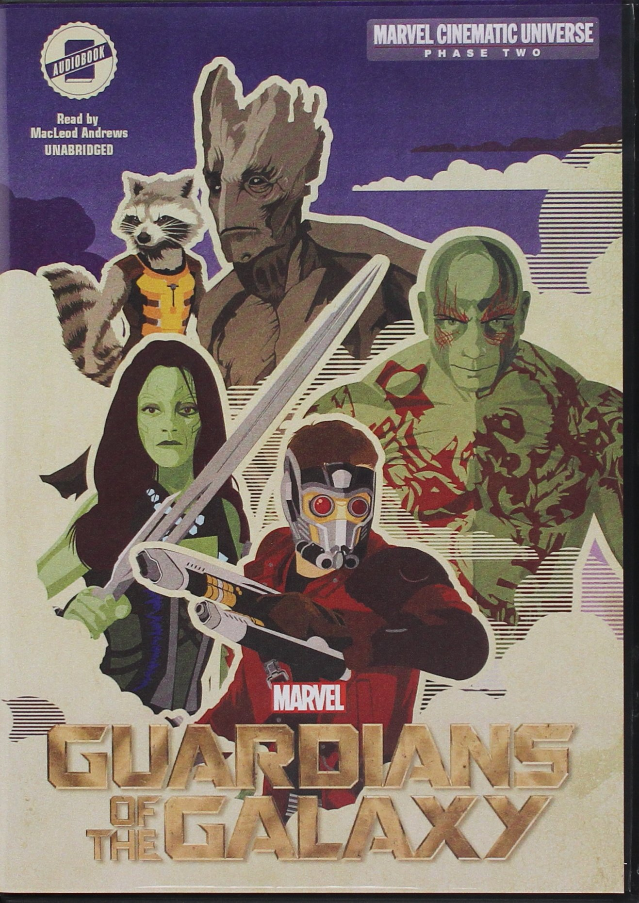 Phase Two: Marvel's Guardians of the Galaxy (Marvel Cinematic Universe: Phase Two)