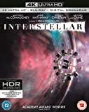 Interstellar [Blu-ray] [2017] [Region A & B & C]