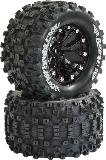 4 Teile RC Buggy Räder /& Reifen 1//10 Maßstab Auto für Hsp Hpi Redcat