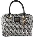 Guess Womens Satchel Bag, Black - SG766806