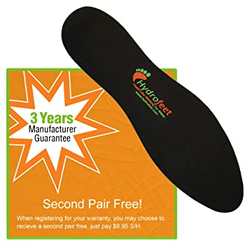Hydrofeet Dynamic Insoles