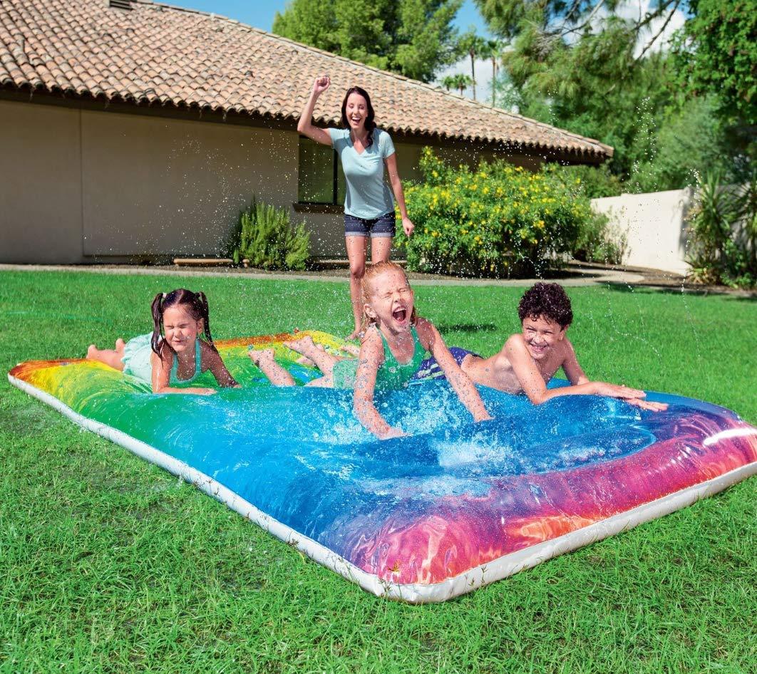 H2OGo! Rainbow Blobz Water Pad Blobzter 9'2''x6''.1'' by H2OGo