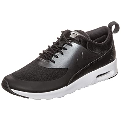 differently 293a3 56fd8 Nike Air Max Thea Knit AA1109-005 (37,5, Schwarz)