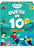 Skillmatics Guess in 10 World of Sports - Card Game of Smart Questions for Kids & Families | Super Fun & General…