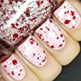 Candy Cane Crush - Scented Holiday Polish by KBShimmer