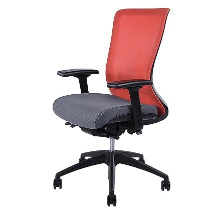Sunon ergonómico silla de oficina mecanismo de inclinación ...