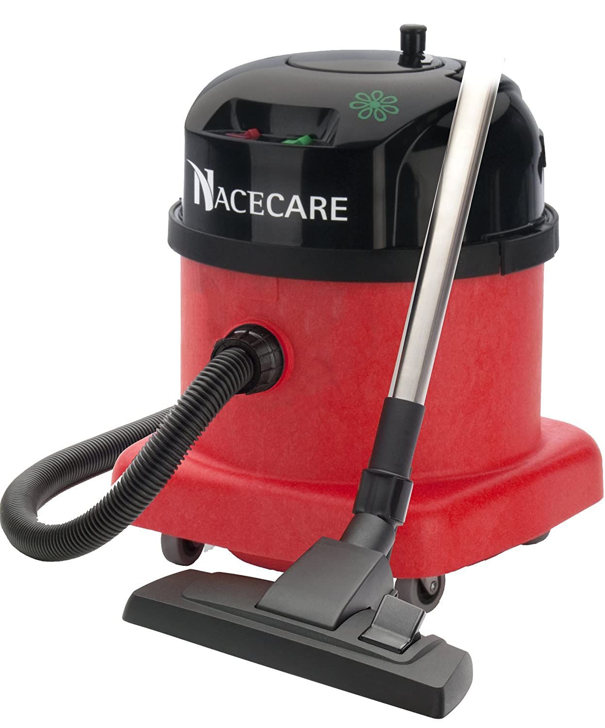 NaceCare 900767 PPR380 Canister Vacuum with AST1 Kit, 4.5 gal