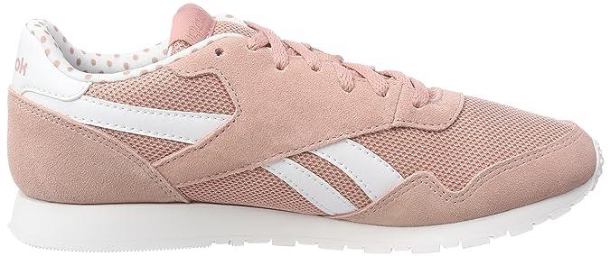 Girls Royal Ultra Sl Trail Running Shoes, Pink (Ss/Chalk Pink/White 000), 3.5 UK 2.5 UK Reebok