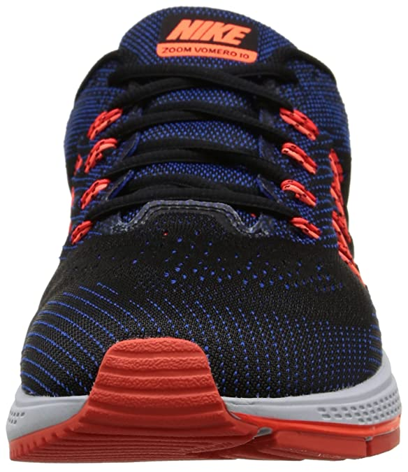 34417a704117b ... where to buy amazon nike air zoom vomero 10 running shoe mens game royal  hyper orange