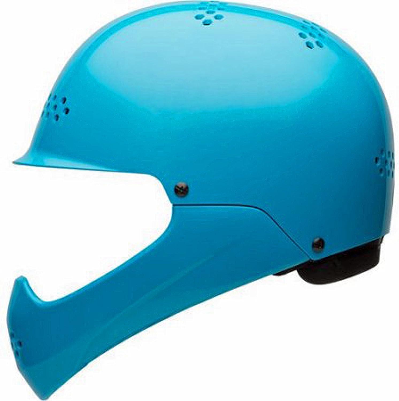 Bell Shield Full Face Children s Bike Helmet, Cyan
