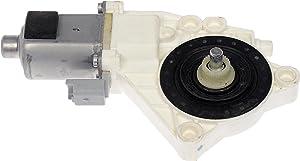 Dorman 742-931 Rear Driver Side Power Window Lift Motor for Select Hyundai Models