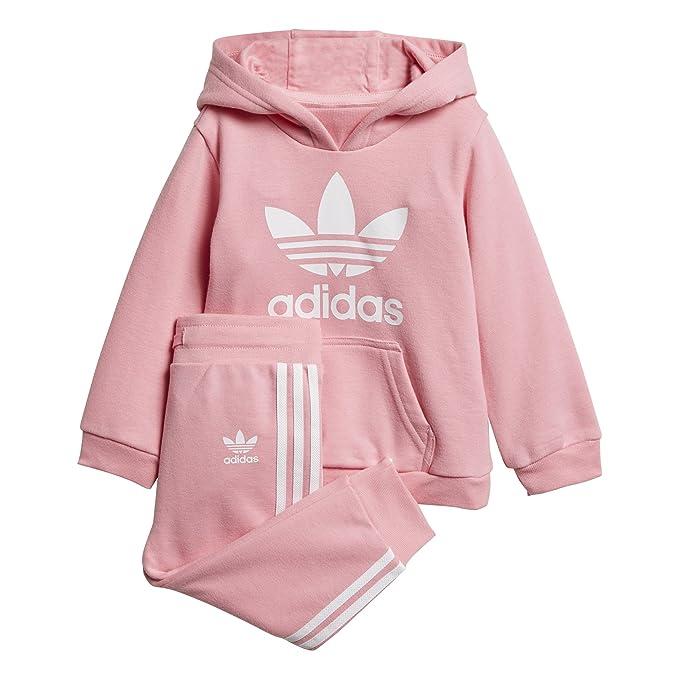 c0978472 adidas Originals Unisex-Baby Trefoil Hoodie Set Tracksuits: Amazon ...