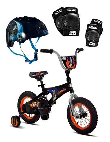 17e66d6b134 Image Unavailable. Image not available for. Color: KENT Star Wars Boy's Bike  ...