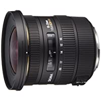 Sigma 202101 10-20mm f3.5 EX DC HSM Lens for Canon Digital SLR Cameras with APS-C Sensors