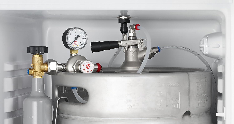 Bomann Kühlschrank Für Bierfass : Bomann bz bierkühler mit zapfanlage l kwh mit