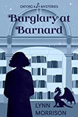 Burglary at Barnard: A charmingly fun paranormal cozy mystery (Oxford Key Mysteries Book 2) Kindle Edition