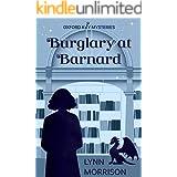 Burglary at Barnard: A charmingly fun paranormal cozy mystery (Oxford Key Mysteries Book 2)