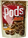 Mars Pods with Mars Chocolates in Bag, 160 Grams x 8