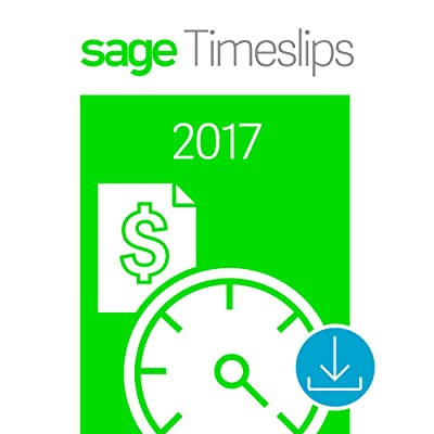Timeslips 2017 Time and Billing