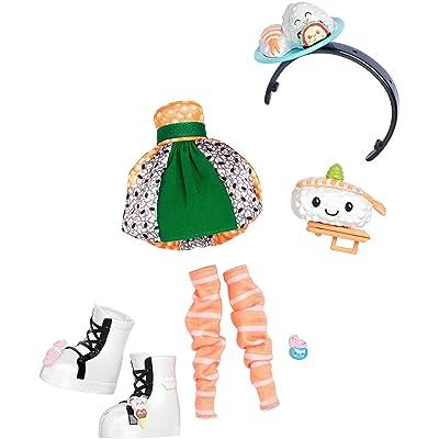 Mattel Kuu Kuu Harajuku Sushi Fashion Pack: Toys & Games