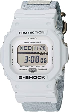 Amazon.com  G-Shock G-Lide GLS5600 Tide Watch - Ice Blue  Watches 4d3c9fcfbe