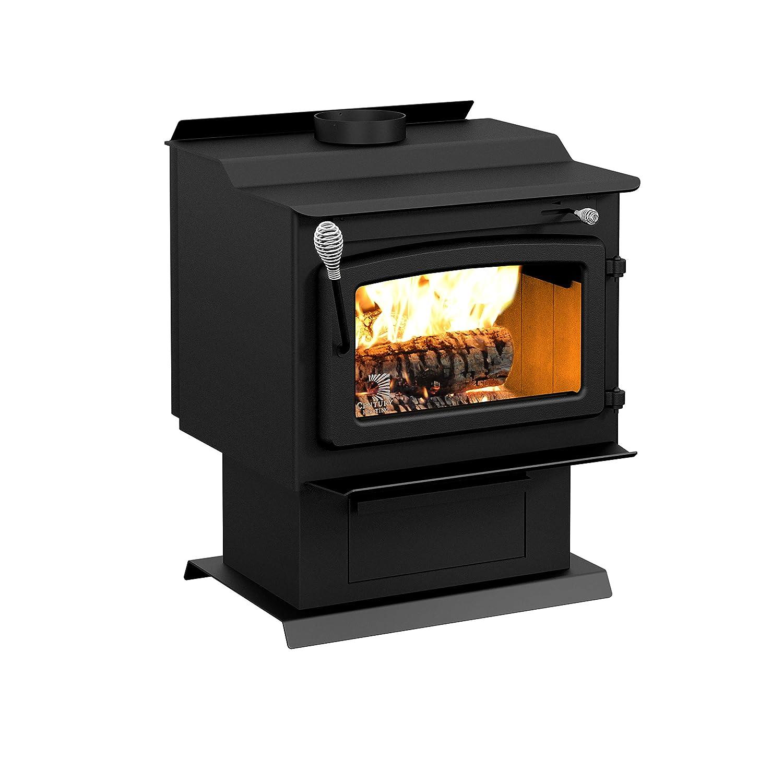 Century (www.century-heating.com) Century FW3000 Wood Stove - 75,000 BTU, EPA-certified, Model #CB00014