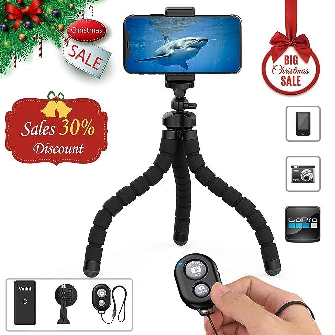 sale retailer 788a9 f4308 Amazon.com: Phone Tripod, Vmini 11