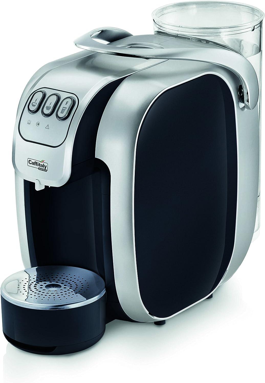 Caffitaly SO7 Coffee Machine - NEW MODEL (Black/Grey)