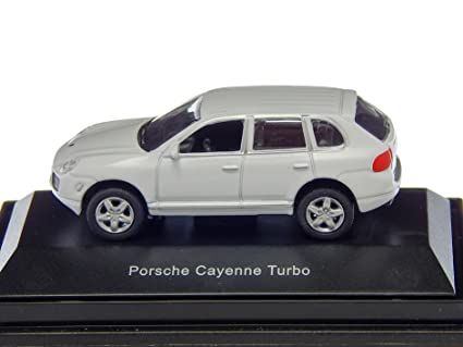 Amazon.com: Schuco Porsche Cayenne Turbo 1:87 2