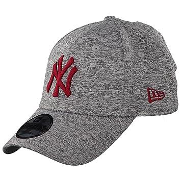 A NEW ERA Era NY Yankees 940 Gorra, Hombre, Gris (Grey/Cardinal), OSFA