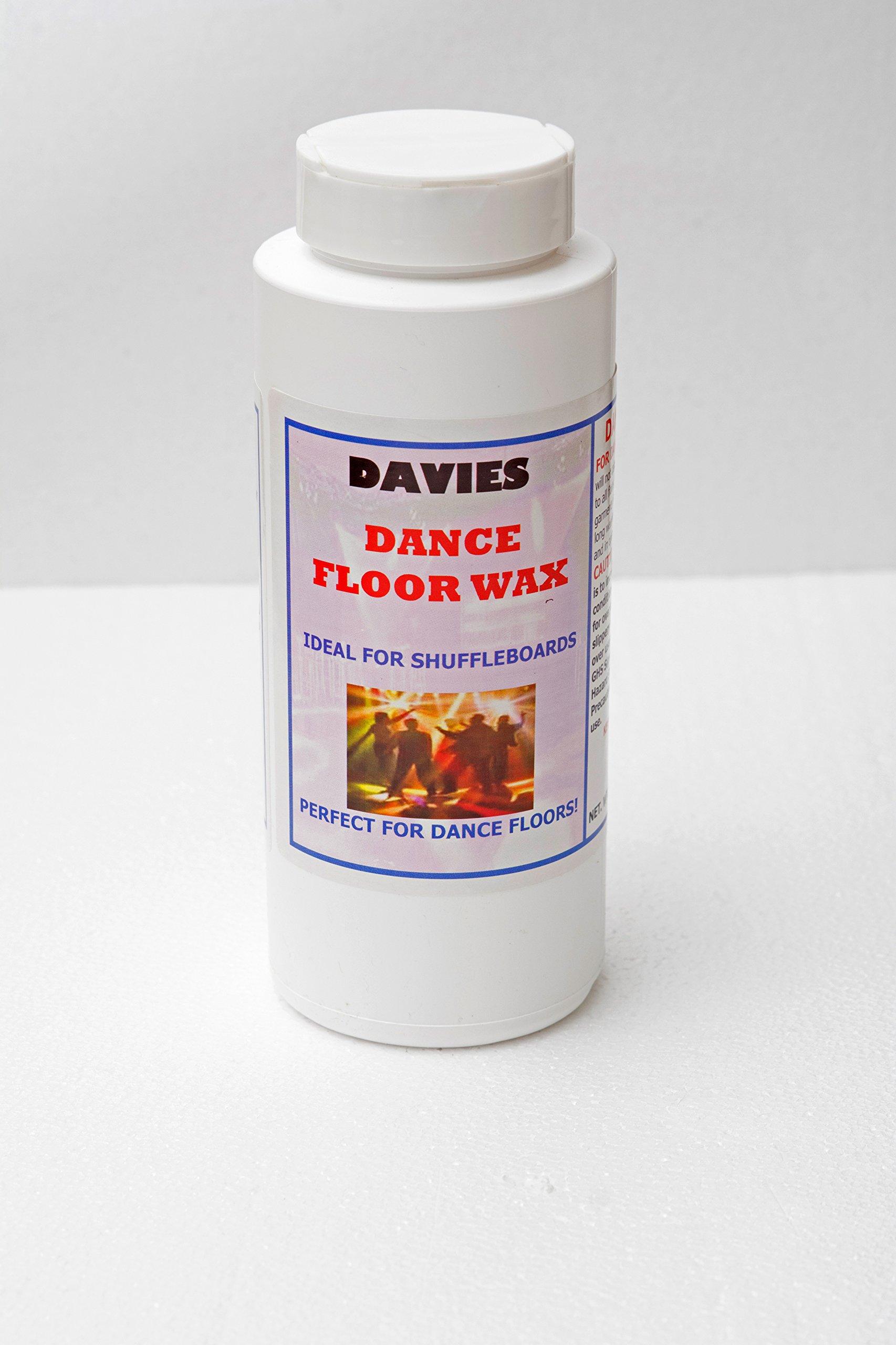 D.W. Davies Dance Floor Wax (Case (12 cans))
