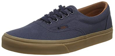 VANS MENS U ERA BLUE NIGHTS GUM SIZE 5