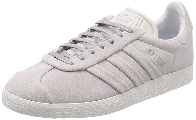 adidas Gazelle - Sneaker für Damen - Grau (grey one f17/ftwr white/grey two f17) h6011gYH