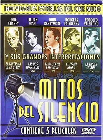 Pack Mitos Del Silencio (5 Dvd): Amazon.es: Varios: Cine y Series TV