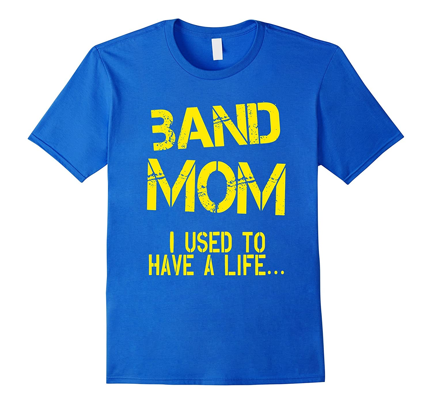 0f4ae1a5d FUNNY BAND MOM T-SHIRT Marching Band Gift – Febaaccessories.com