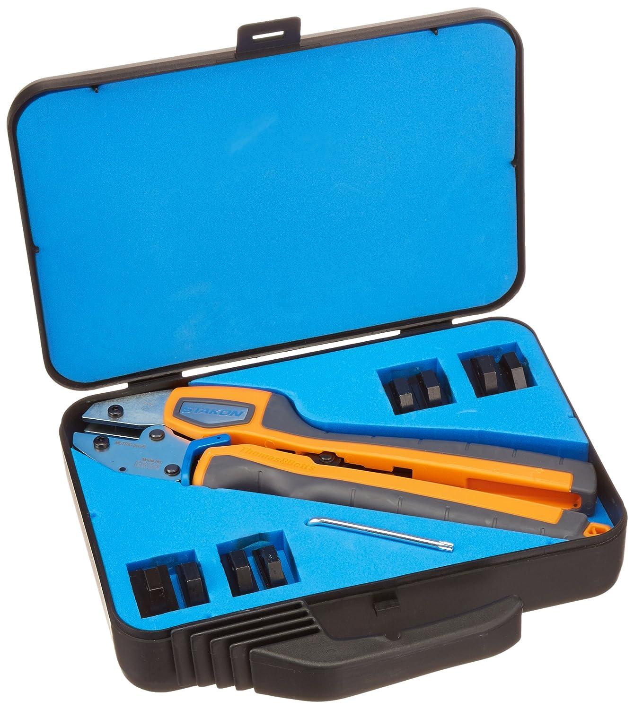 Thomas & Betts ERG4 Sta-Kon Ergonomic Crimp Tool for Installing Wire ...