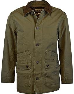 c388bc886e3 alpine swiss Wyatt Mens Classic Barn Coat at Amazon Men s Clothing ...