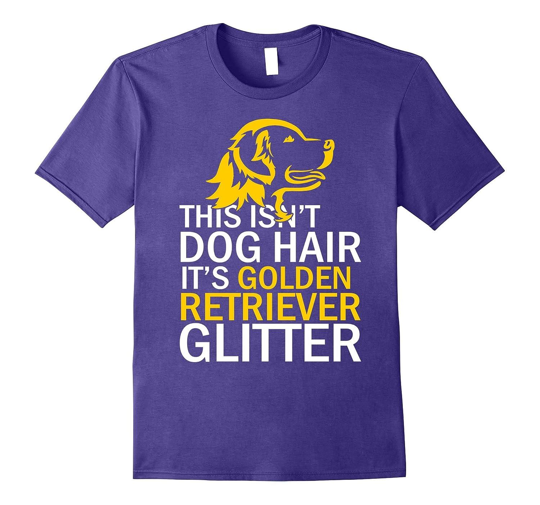 This Isnt Dog Hair Funny Golden Retriever Dog T-Shirt-Vaci