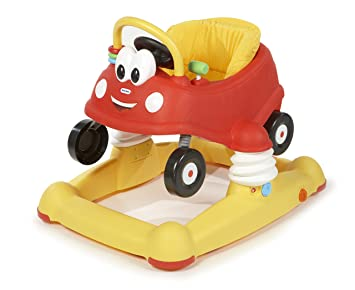 5a50bfb43a90 Amazon.com  Little Tikes Cozy Coupe 3 In 1 Mobile Entertainer  Toys ...