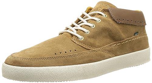Element Cheyenne - Zapatillas de deporte de otras pieles para hombre marrón Marron (Bark) 42: Amazon.es: Zapatos y complementos