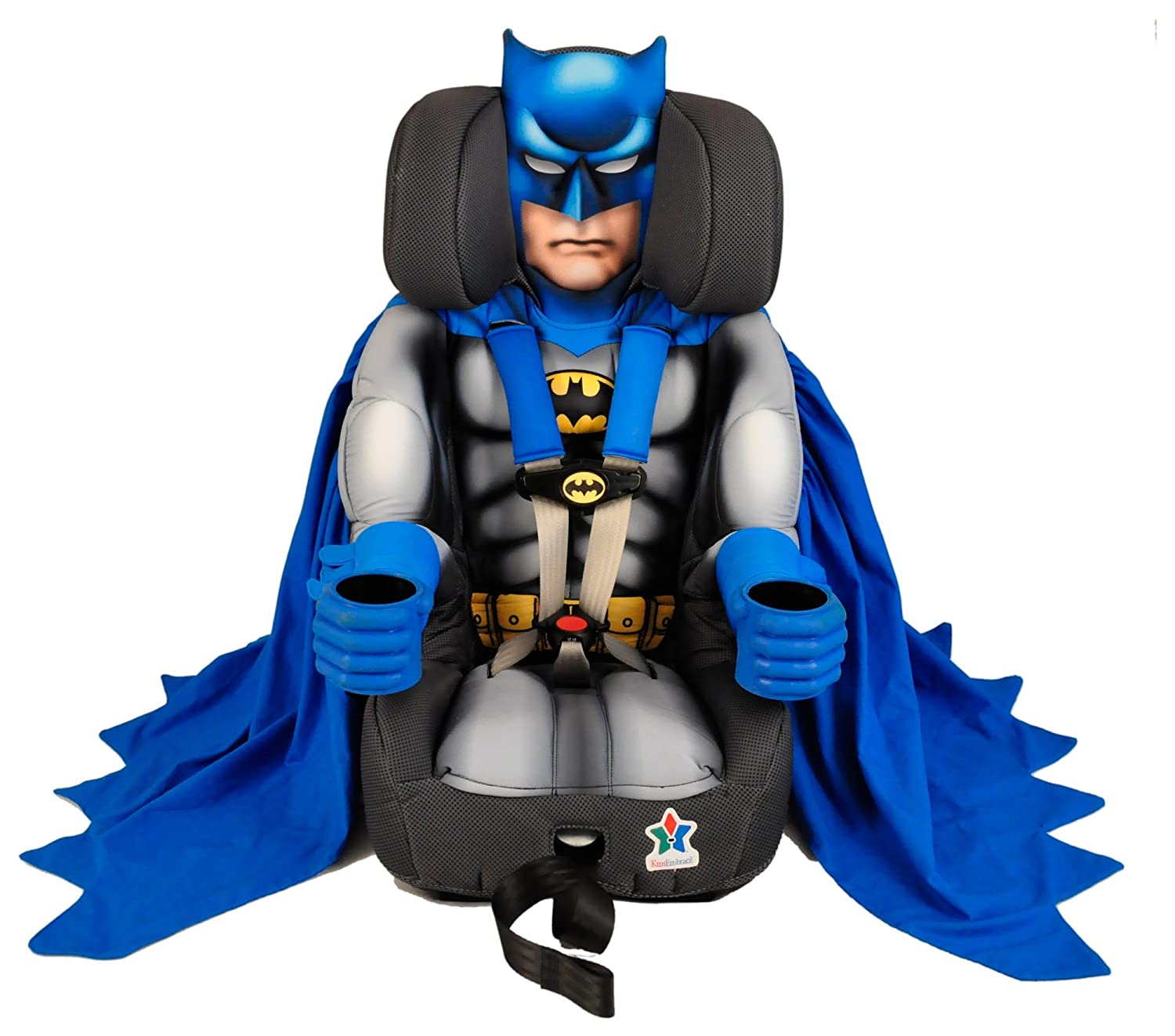 KidsEmbrace Deluxe Combination Harnessed Booster-Batman 30.01.BATCA