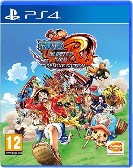 One Piece Unlimited World Red Deluxe Edition ... - Amazon.com