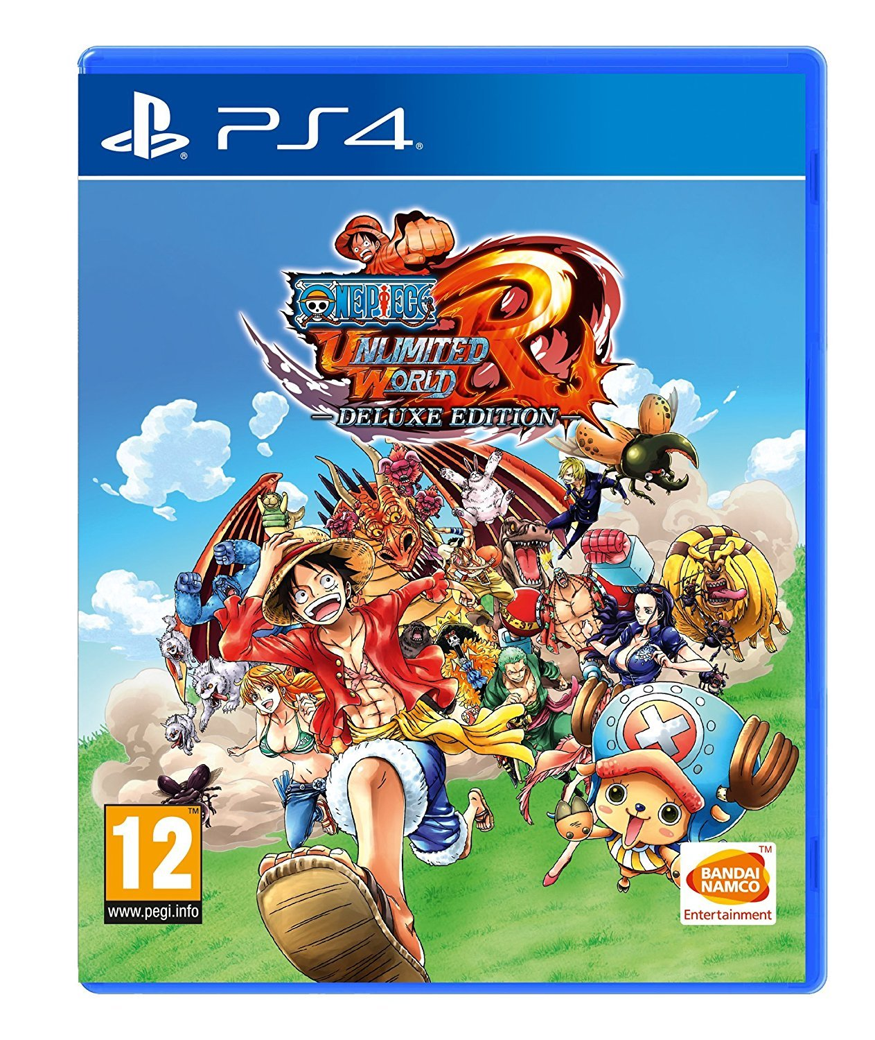 Amazon.com: One Piece Unlimited World Red Deluxe Edition ...