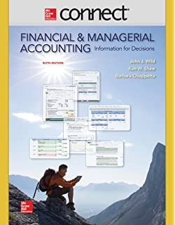 Financial and managerial accounting information for decisions john connect 2 semester access card for financial and managerial accounting fandeluxe Images
