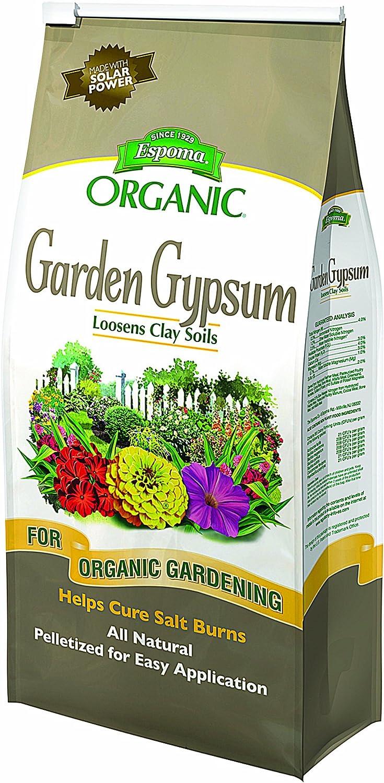Espoma Garden Gypsum