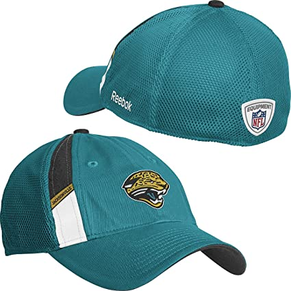 Amazon.com   Reebok Jacksonville Jaguars Women s Draft Hat Small ... 95032df7cc0