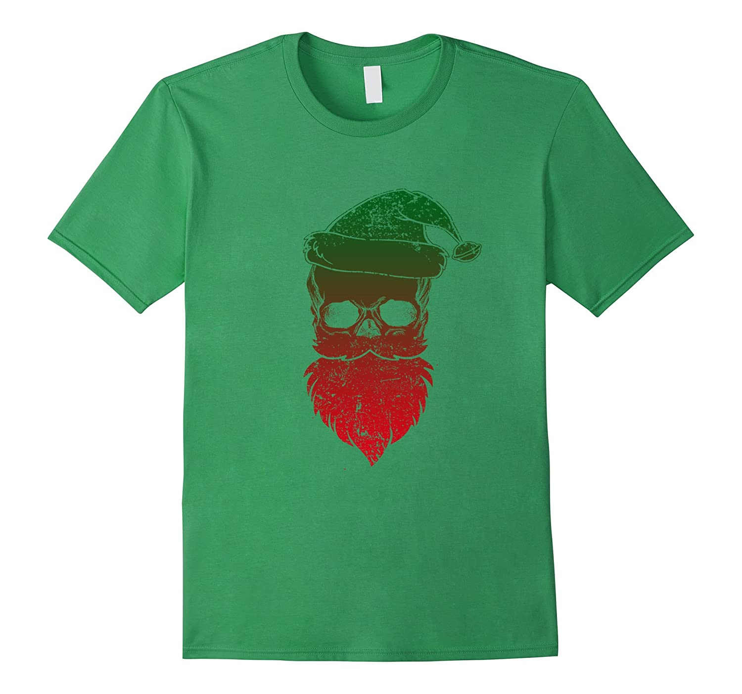 Funny Santa is Bad T-shirt Christmas Jumper Tee Meme Gift-FL