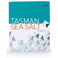 Tasman Sea Salt | Natural Sea Salt Flakes | High Quality, Unrefined, Pure Flavour | Tasmanian | 250g